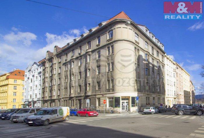 Prodej, byt 1+1, 65 m2, Praha 7 - Holešovice, ul. Janovského
