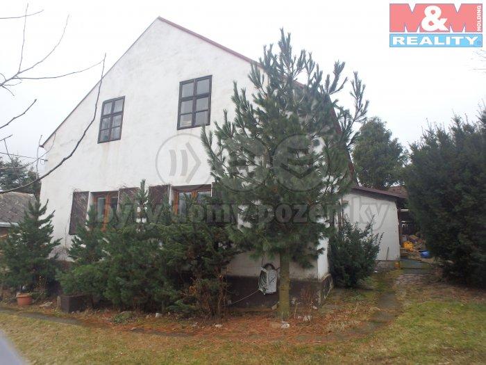 Prodej, rodinný dům, 4+1, 173 m2, Domašín