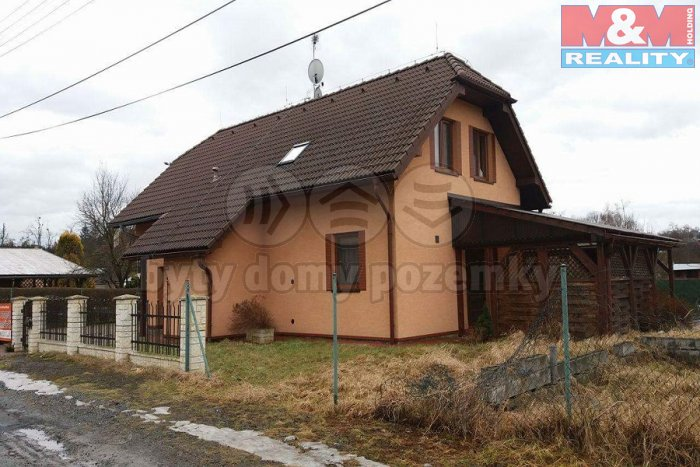 Prodej, rodinný dům 6+kk, Choryně, okr. Vsetín