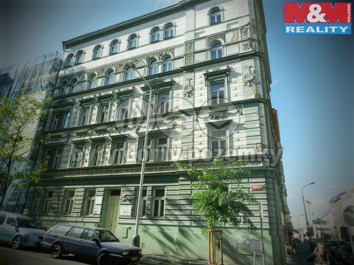Pronájem, kancelářské prostory, 13 m2, OV, Praha 3 - Žižkov