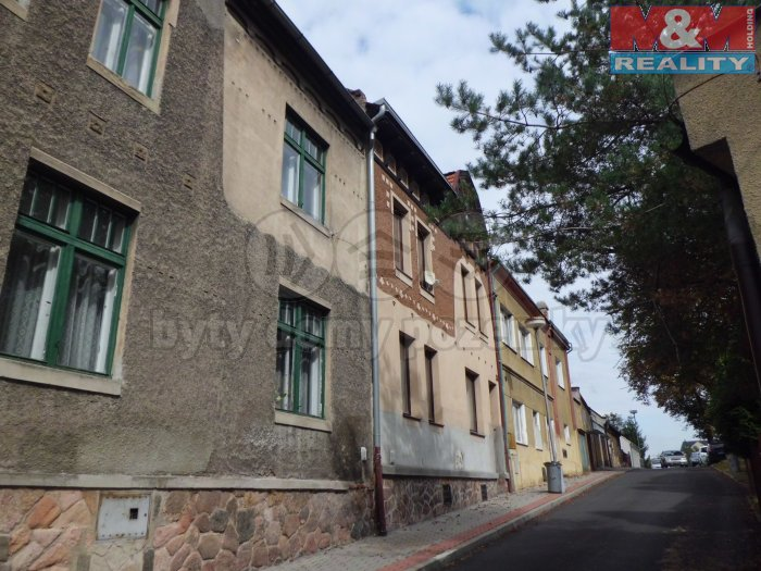 Prodej, rodinný dům, 198 m2, Podbořany, ul. Antonína Dvořáka