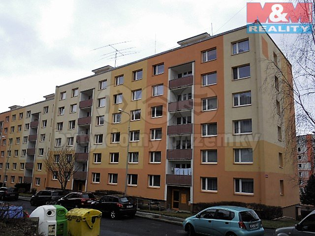 Prodej, byt 1+1, 35 m2, DV, ul. Peškova, Ústí nad Labem