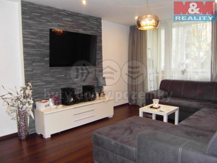 Prodej, byt 2+1, 65 m2, OV, Ústí nad Labem, ul. Ořechová