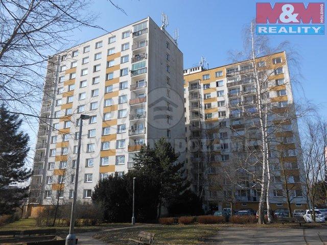 Pronájem, byt 2+1, 63 m2, Ústí nad Labem, ul. Stavbařů