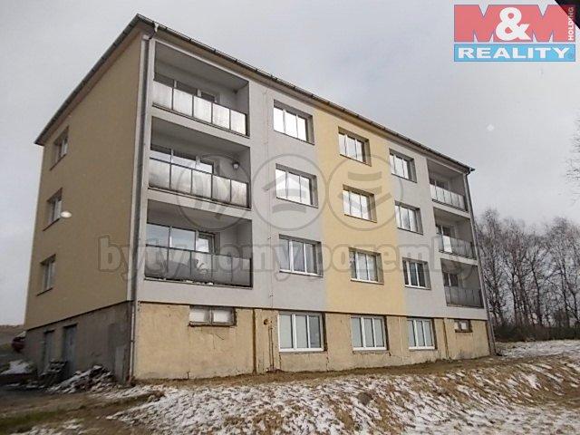 Pronájem, byt 1+1, 43 m2, OV, Krásný Les