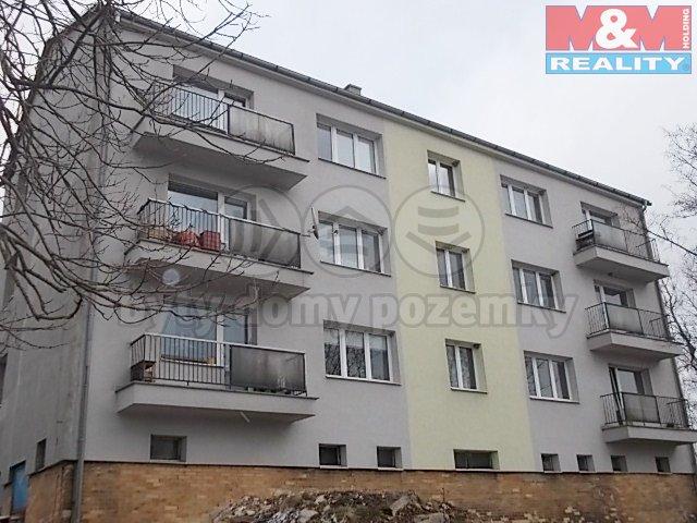 Pronájem, byt 1+1, 30 m2, OV, Krásný Les
