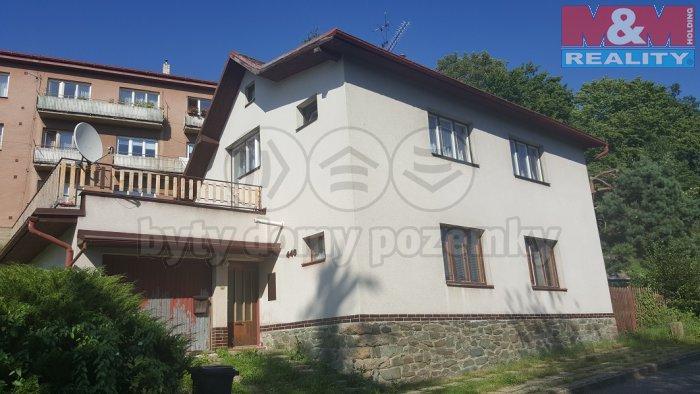 Prodej, rodinný dům, Železný Brod, ul. Horecká