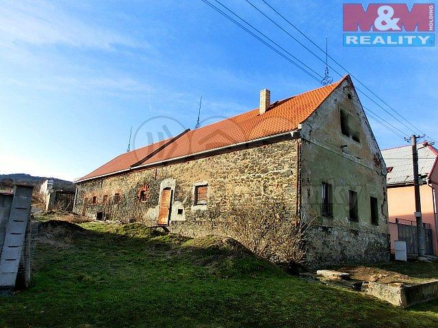 Prodej, rodinný dům, 818 m2, Vilémov - Vinaře