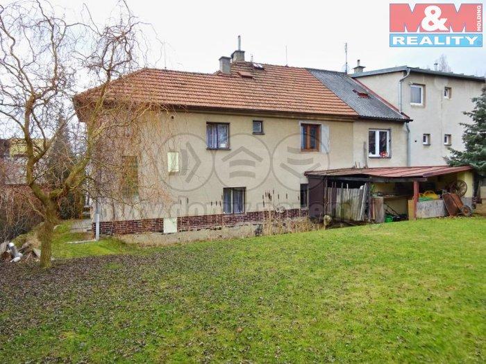 Prodej, rodinný dům, 180 m2, Praha 6 - Řepy, ul. K Trninám