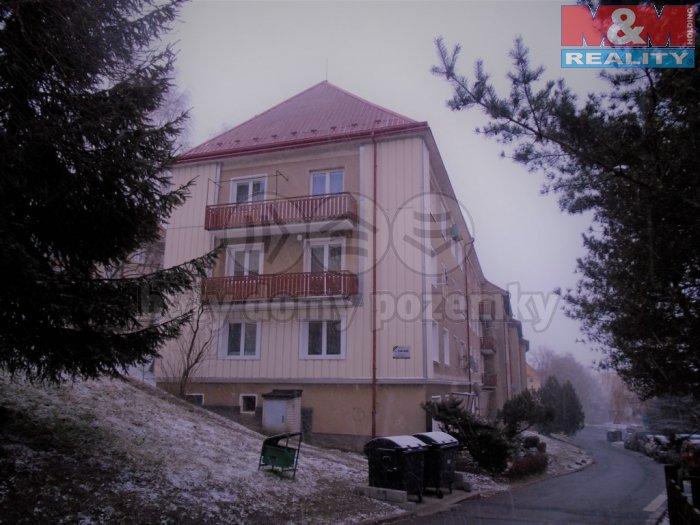 Prodej, byt 3+kk, 61 m2, OV, Meziboří, ul. Mírová