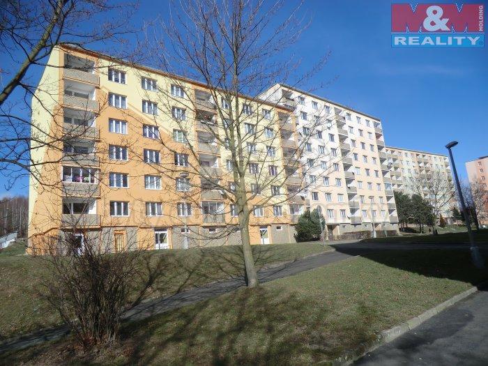 Prodej, byt 2+1, 61 m2, DV, Chomutov, ul. Zahradní