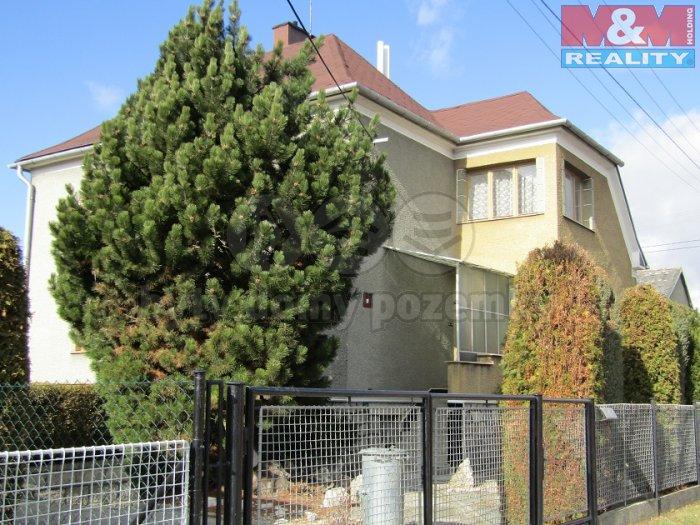Prodej, rodinný dům, 5+2, 242 m2, Závada