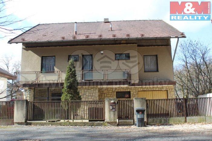 Prodej, rodinný dům 4+1, 140 m2, Újezd nad Lesy