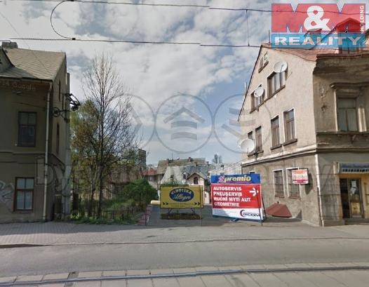 Prodej, stavební parcela, 135 m2, Liberec, ul. Hanychovská