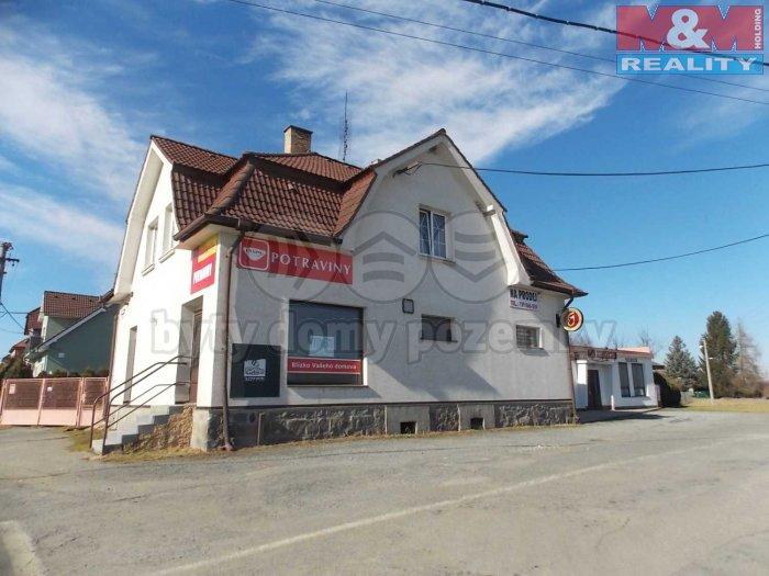 Prodej, obchodní objekt, 1456 m2, Šťáhlavy