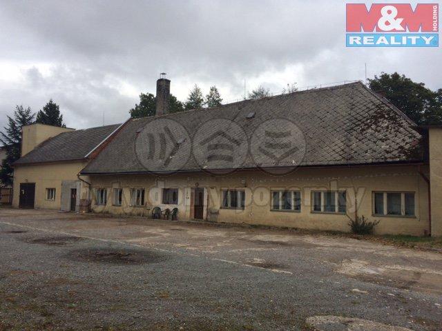Prodej, výrobní areál, 4227 m2, Žichlínek
