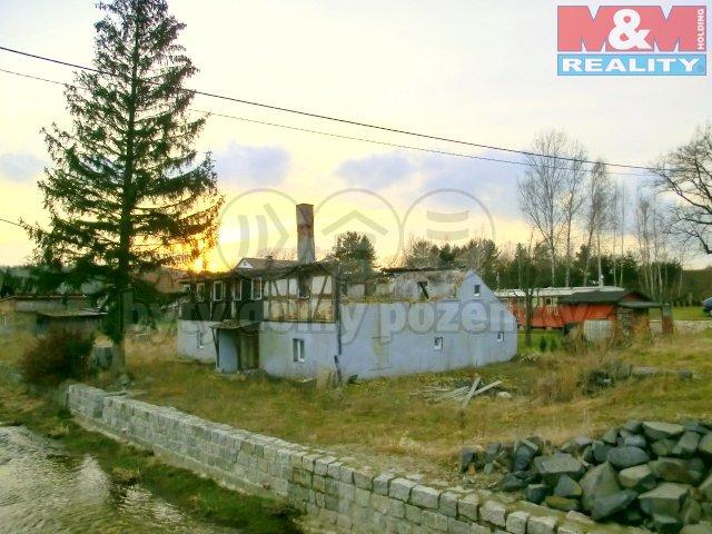 Prodej, stavební pozemek, 908 m2, Dětřichov - Frýdlant