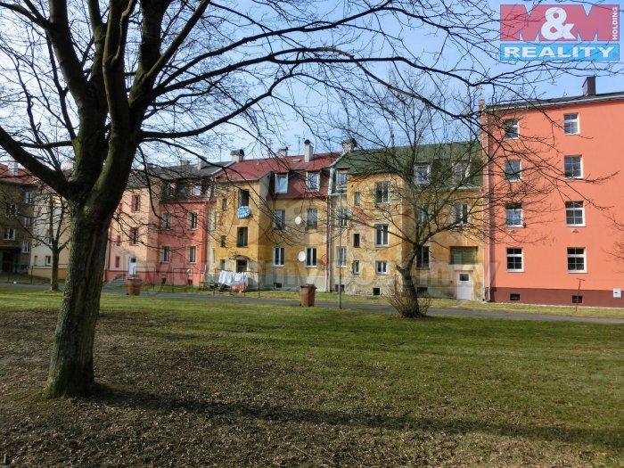 Prodej, byt 2+1, 52 m2, Karlovy Vary, ul.1. Máje
