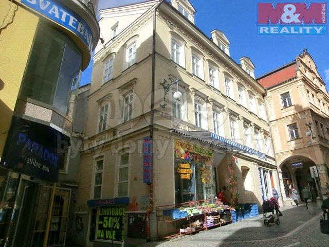 Pronájem, obchodní prostory, 120 m2, Liberec, ul. Pražská