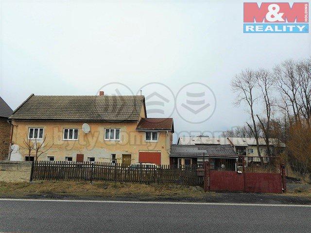 Prodej, rodinný dům, 2065 m2, Huntířov