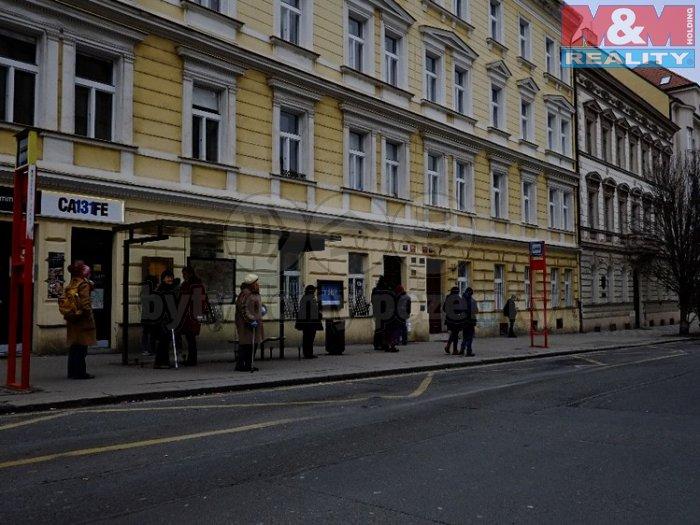 Pronájem, nebytový prostor, 124 m², Praha 6 - Dejvice