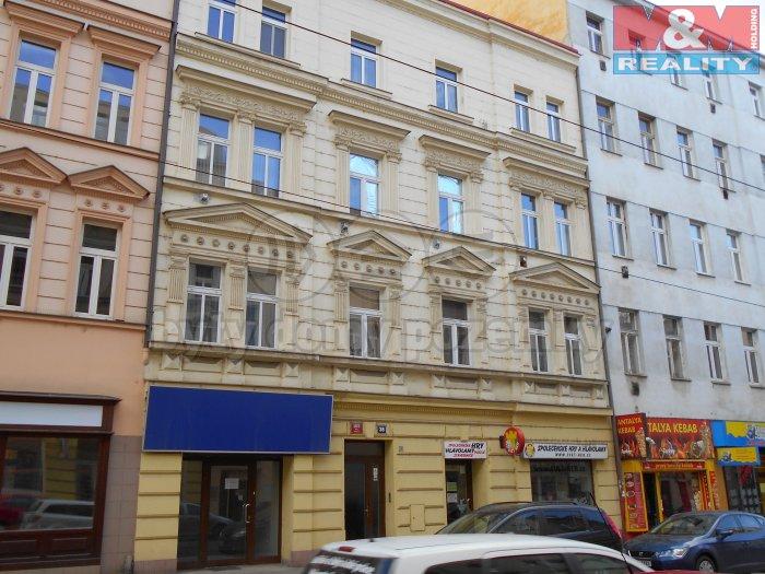 Pronájem, kancelářské prostory, 29m2, Praha 4 - Nusle