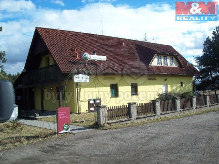 Prodej, motel, 350 m2, Sedlice