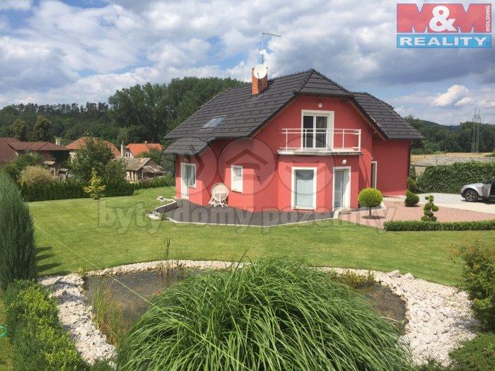 Prodej, rodinný dům, 5+1, 1525 m2, Stašov