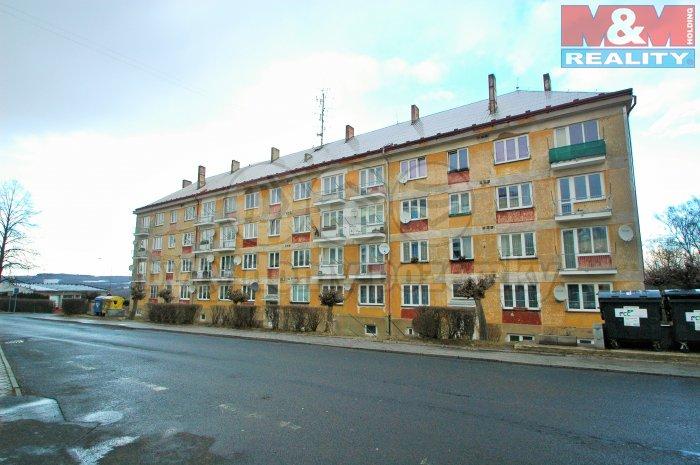 Pronájem, byt 2+1, 59 m2, Bukovany u Sokolova