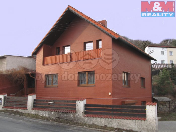 Prodej, rodinný dům 6+1, 225 m2, Most
