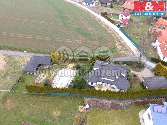 Prodej, rodinný dům 6+1, 1487 m2, Výžerky