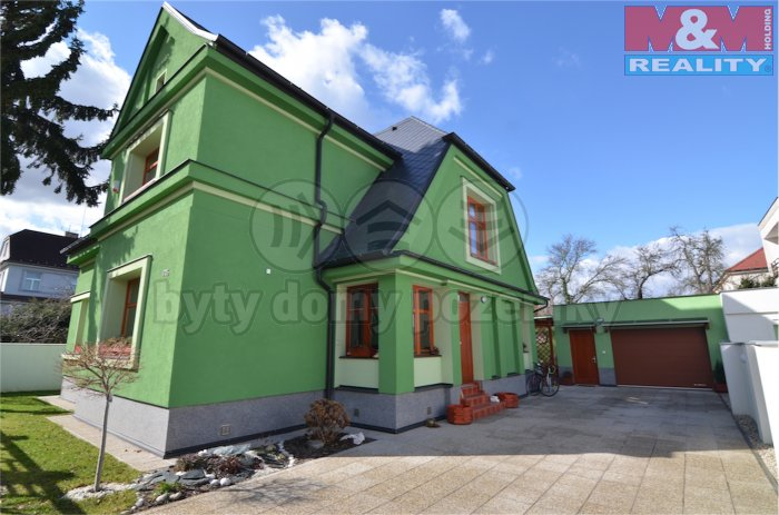 Prodej, rodinný dům, Poděbrady