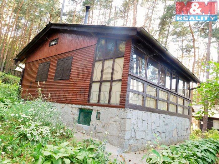 Prodej, chata 2+1, 60 m2, Trnová