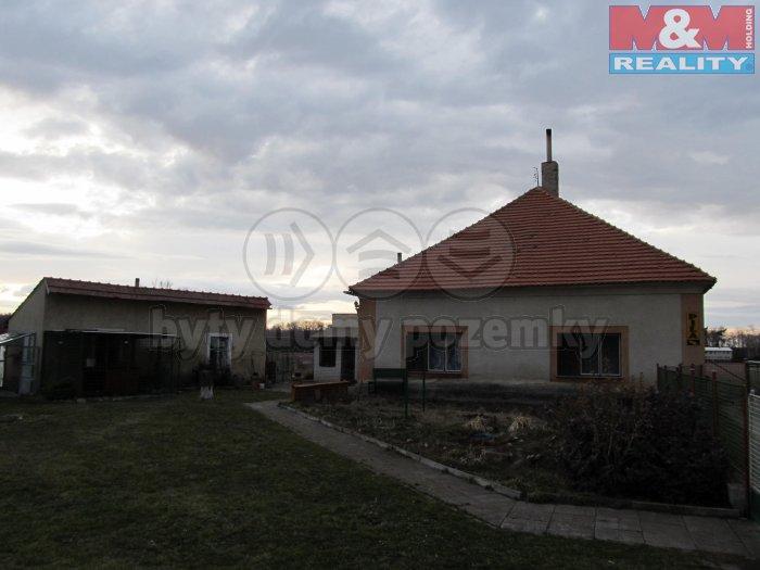 Prodej, rodinný dům 6+1, Přerov nad Labem