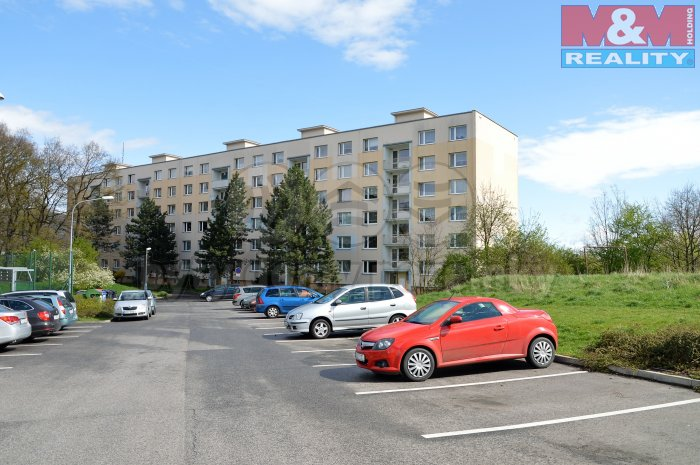 Prodej, byt 2+1, 59 m2, DV, Teplice, ul. Kosmonautů