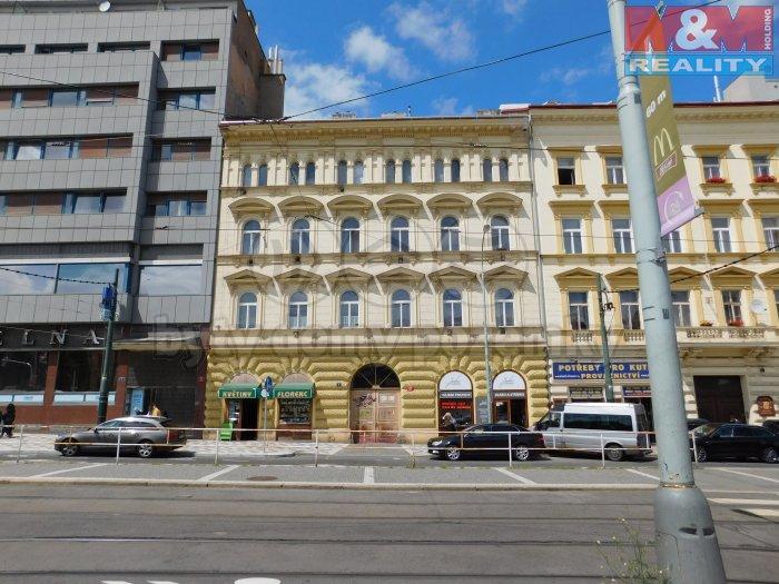 Prodej, byt 2+1, 74 m2, DV, Praha 8 - Karlín, ul. Sokolovská