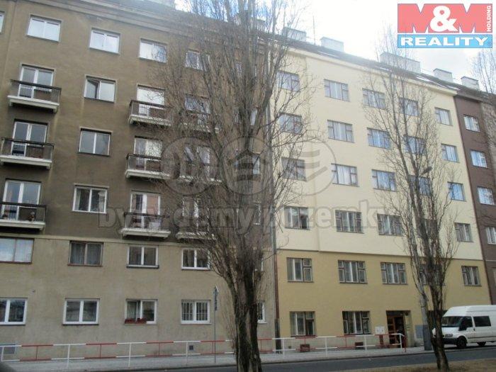 Prodej, byt 1+kk, 28 m2, Praha 6 - Bubeneč
