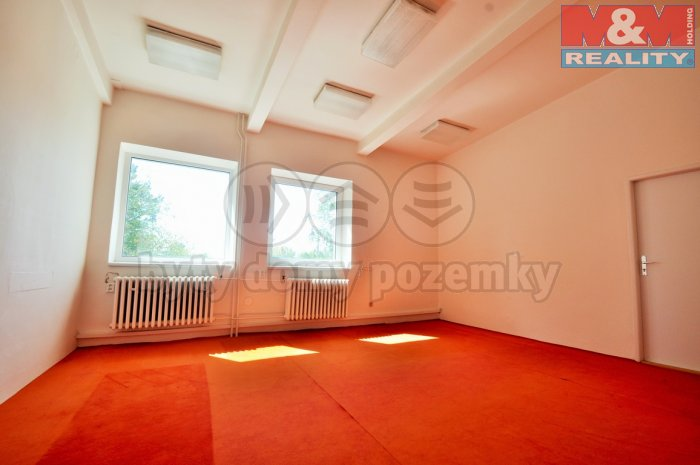 Pronájem, kancelářské prostory, 147 m2, Brno - Slaměníkova