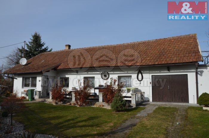 Prodej, rodinný dům 3+1, 90 m2, Kněžice - Dubečno