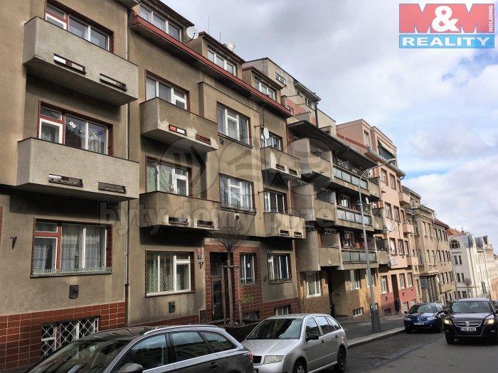 Prodej, byt, 1+kk, OV, 33 m2, Praha 6, ul. Šlikova