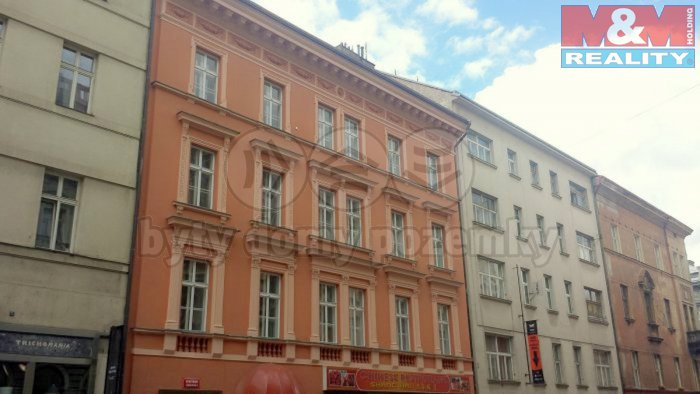Pronájem, byt 1+1, 37 m2, Praha 2 - Vinohrady