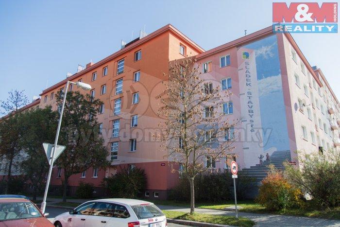 Prodej, byt 2+1, 52 m2, Plzeň, ul. Blatenská