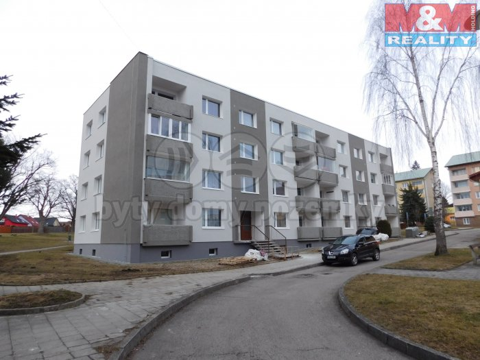 Prodej, byt 2+1, 61 m2, Toužim, ul. Na Zámecké
