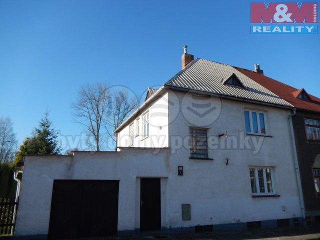 Prodej, rodinný dům, 837 m2, Rumburk, ul. Mírová