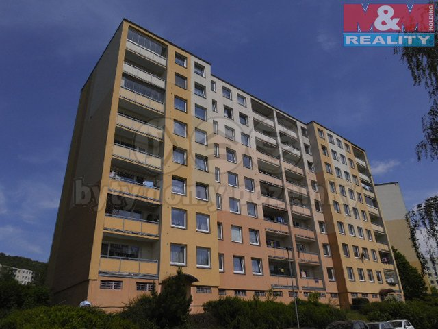 Byt 3+1, DV, 68 m2, Ústí nad Labem, ul. Anežky České