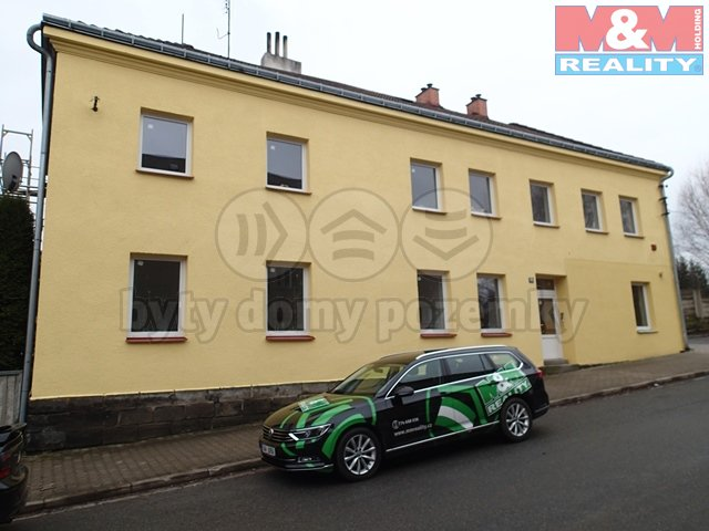 Prodej, byt 2+1, 69 m2, Hlinsko, ul. Fügnerova