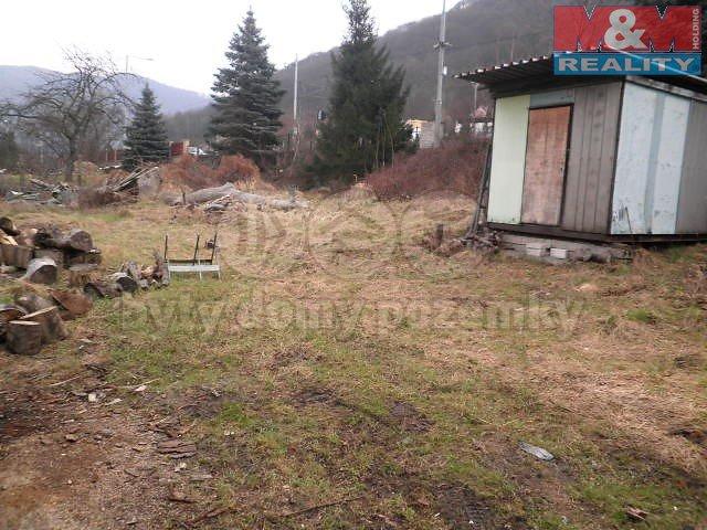 Prodej, stavební pozemek, 523 m2, Ústí nad Labem, Vaňov
