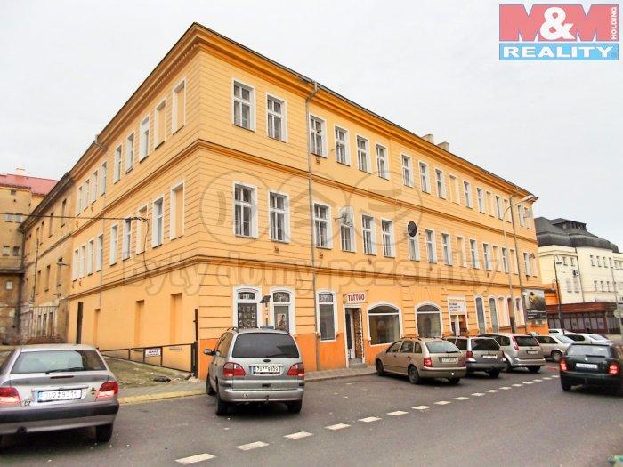 Pronájem, byt 2+1, 50 m2, OV, Teplice, ul. U Nádraží