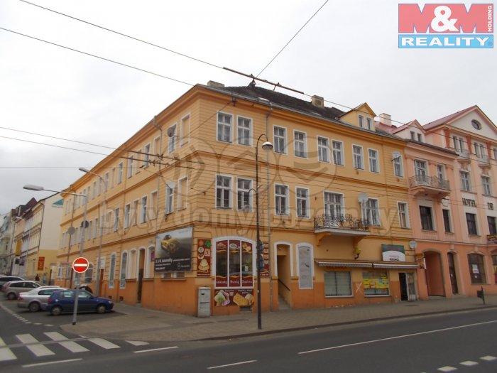 Pronájem, byt 2+kk, 50 m2, OV, Teplice, ul. U Nádraží