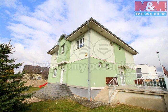Prodej, rodinný dům, 317 m2, Praha 10 - Újezd nad Lesy